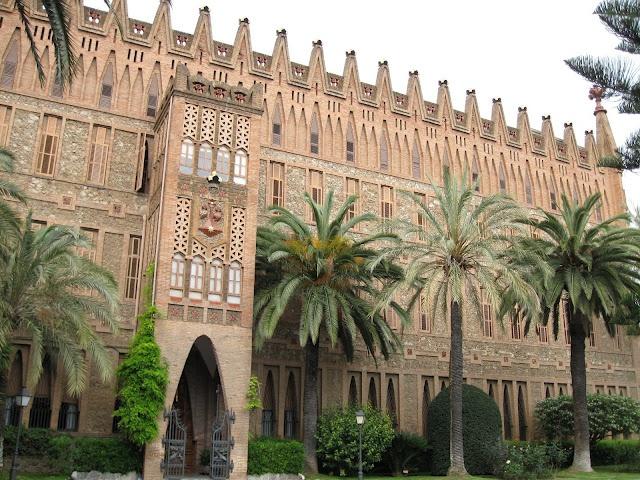 Teresian College Gaudi Antony Gaudi Les Teresianes ~ College Aulnay Sous Bois