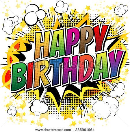 Free pop art birthday Free vector for free download about (3) Free ...