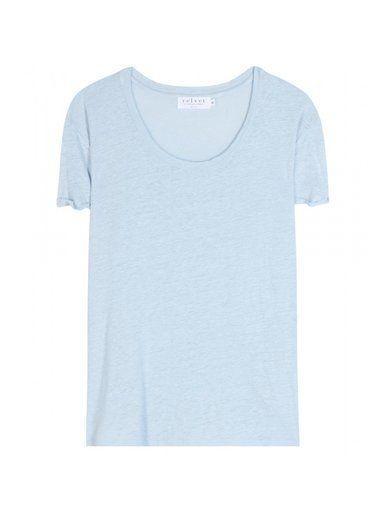 http://sellektor.com/all/mytheresa/strona-31 Nichel Linen T-shirt
