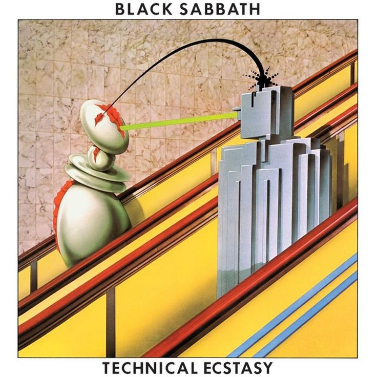 Black Sabbath - Technical Ecstasy 180g LP