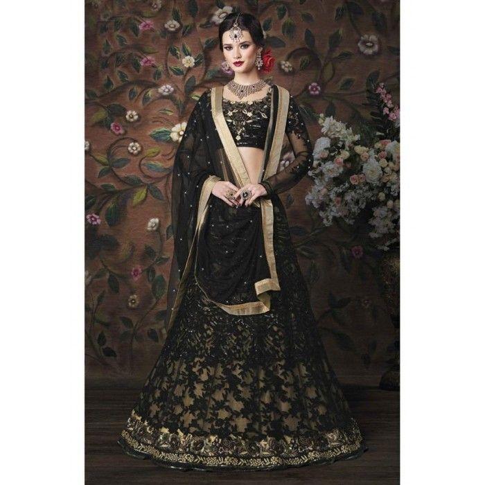 Exquisite Bridal Lehenga Choli - 12
