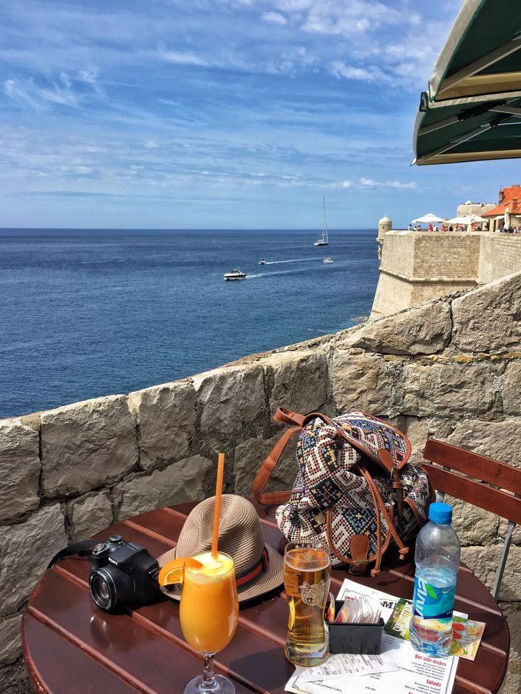 #sea #traveler #dubrovnik #beatifulday 🍹