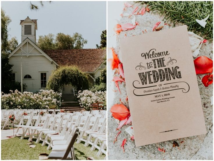 Rustic and charming wedding at Green Gables Wedding Estate in San Marcos, CA, outside of San Diego || Photography by Shelly Anderson Photography || www.shellyandersonphotography.com