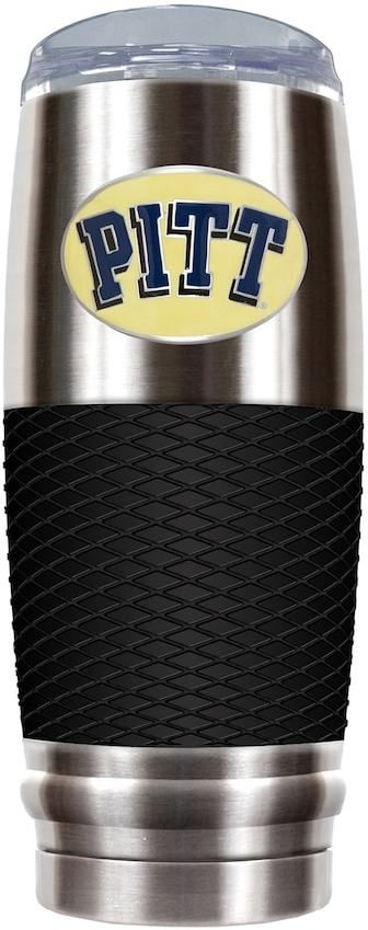 NCAA Pitt Panthers 30-Ounce Reserve Stainless Steel Tumbler