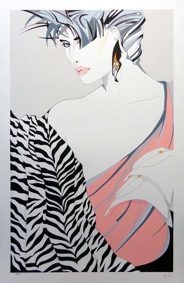 41 best LEAL IN THE 80\'s Nagel inspired ART DECO images on Pinterest ...