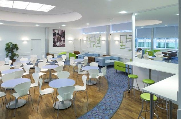 Staff Canteen And Common Room Area Canteen Pinterest