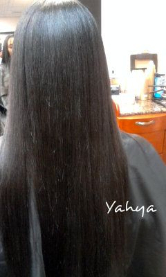 THINKING ABT REVERTING & MAY TRY THIS: Relaxed Hair Health: Japanese Straightening: A healthier alternative to relaxers?