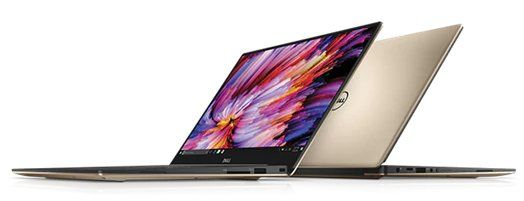 Dell XPS 13 laptop now available with 8th-gen Core i7 - Liliputing