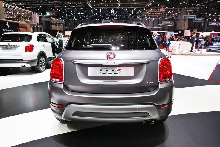 Fiat 500X Cross Plus