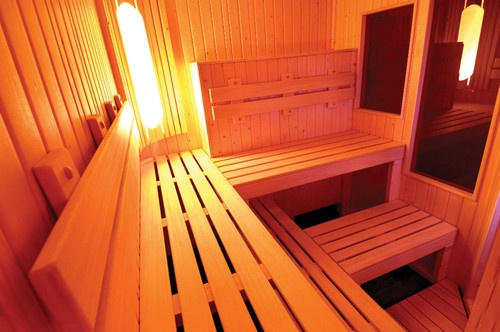 35 best images about hammam sauna bahya steam room on for Build your own sauna cheap