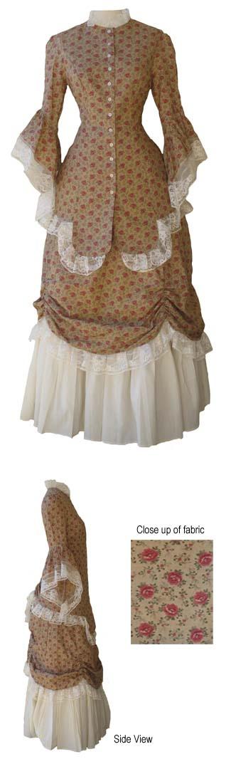 Wild West Mercantile Claudette Outfit | Wild West Mercantile