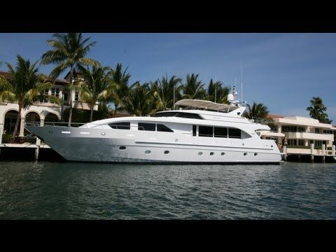 """Luxury Yacht For Sale - """"Carpe Diem"""" - An Exceptional Motor Yacht Ownership Opportunity - YouTube"""