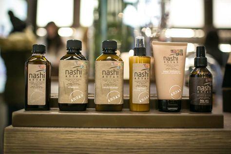 Nashi Argan L'olio di argan è in grado di rafforzare i capelli, di velocizzarne la ricrescita e di mantenerli sempre sani e lucenti 2015 ParrucchieraDaniela.it