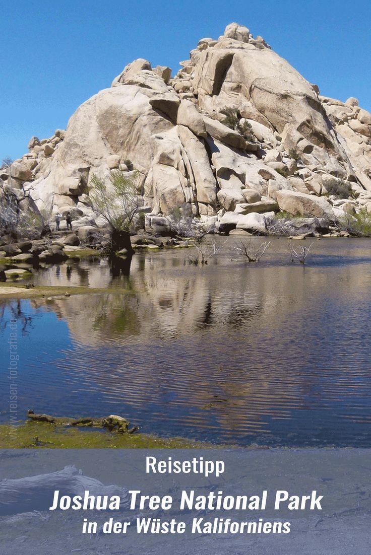 Der Joshua Tree National Park liegt  im schönen, sonnigen Kalifornien. Dabei handelt es sich um eine Wüstenlandschaft, welche zwischen der Mojave Wüste und der Colorado Wüste im Südwesten von Kalifornien liegt.  Den Namen verdankt der National Park seinen