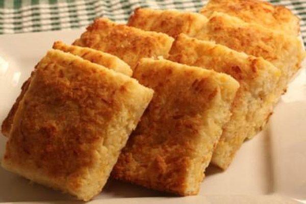 Μπισκότα με τυρί