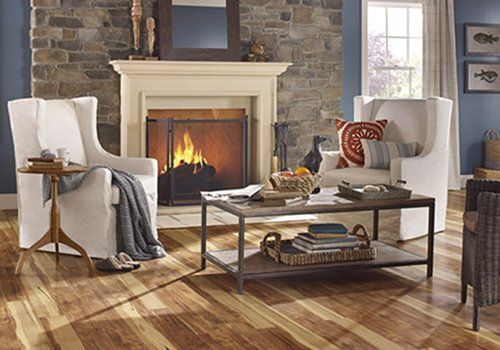 Laminate Country Natural Hickory From Pergo Laminate
