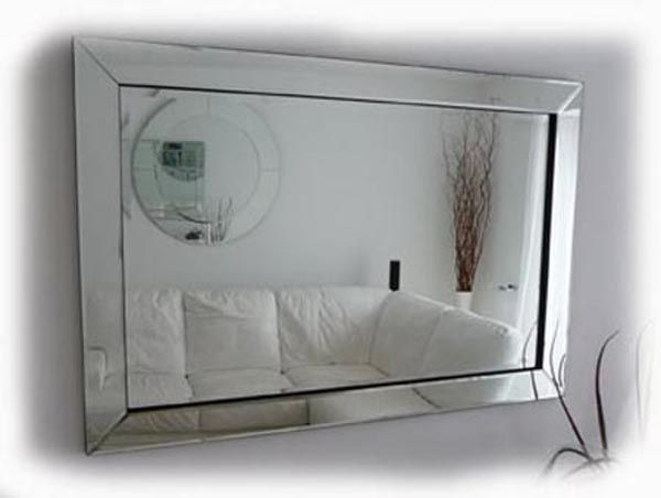 1000 images about foyer mirror on pinterest for Miroir 120x80
