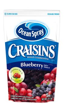 http://oceanspray.com/Products/Craisins%C2%AE-Dried-Cranberries/Blueberry-Juice-Infused-%281%29.aspx    #berryblue