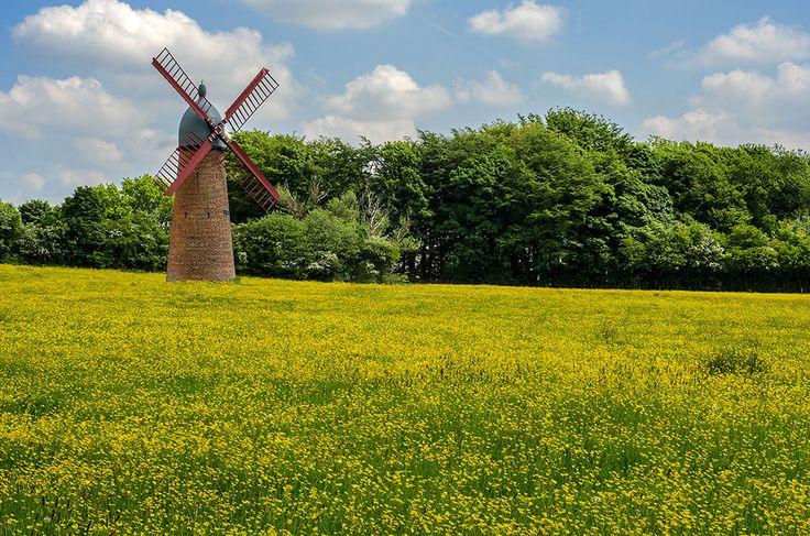 Haigh Windpump by Davep90 | Flickr - Photo Sharing!