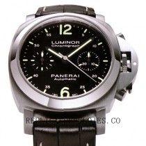 Panerai Luminor Crono Luz Auto 40mm Reloj PAM 00310