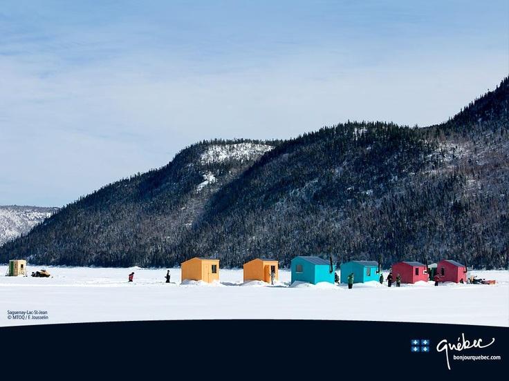 Saguenay, Lac-St-Jean, Pêche Saguenay