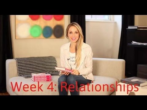 Week 4 May Cause Miracles: Relationships