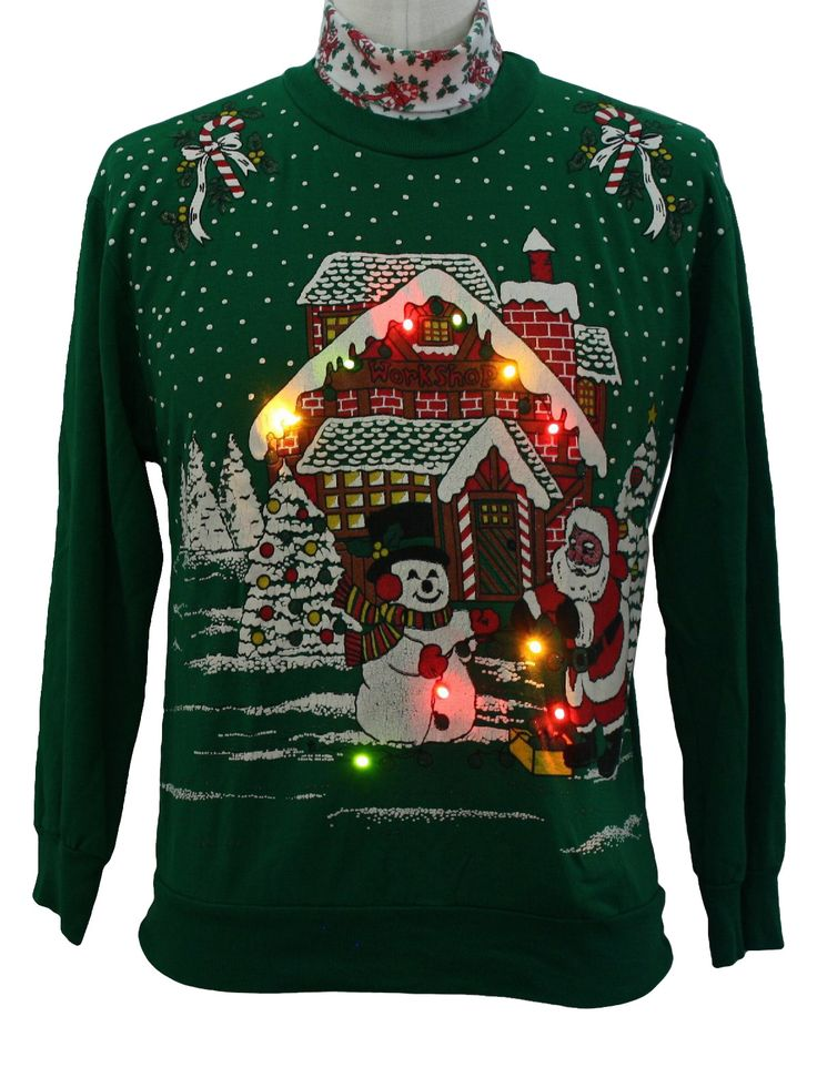 190 Best Tacky Ugly Christmas Sweaters Rock Images On Pinterest