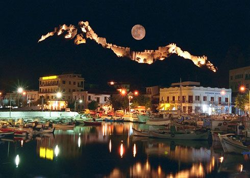 Lemnos island..