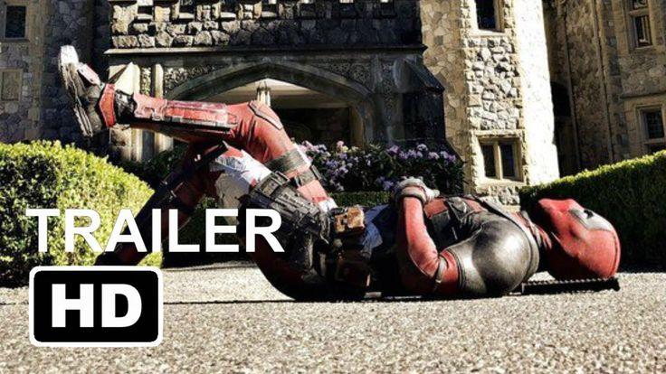 DEADPOOL 2 - Official Trailer #1 [HD] (2018) | 20th Century FOX.