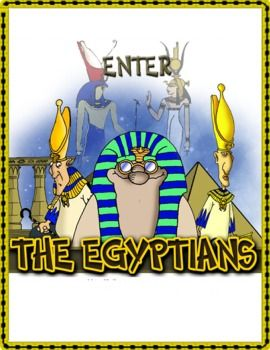 This is an interactive tour of Ancient Egypt and the land of the Pharaohs. Explore the tombs of the Pharaohs, learn about Egyptian gods, or enter the home of Thutmose, a sculptor, and explore the artifacts in his house.