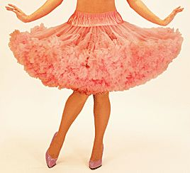 Steel Magnolia is a strong petticoat and is one of our theatrical quality petticoats