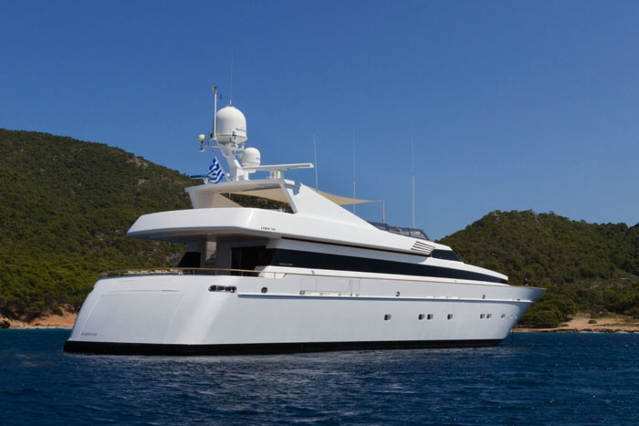 Motor Yacht Mabrouk Luxury Yacht Charters www.seascapeyachts.com