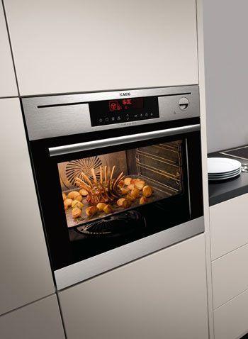 AEG ProCombi Steam Oven