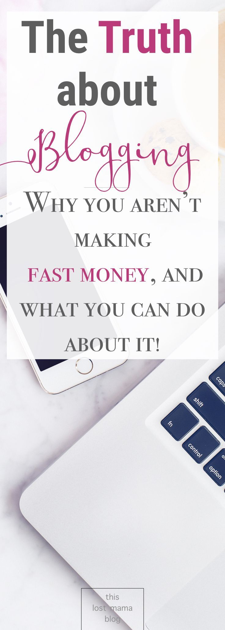 What happened my first month blogging isn't as you'd expect! Find out why you aren't making as much as you should and how you should keep at it!