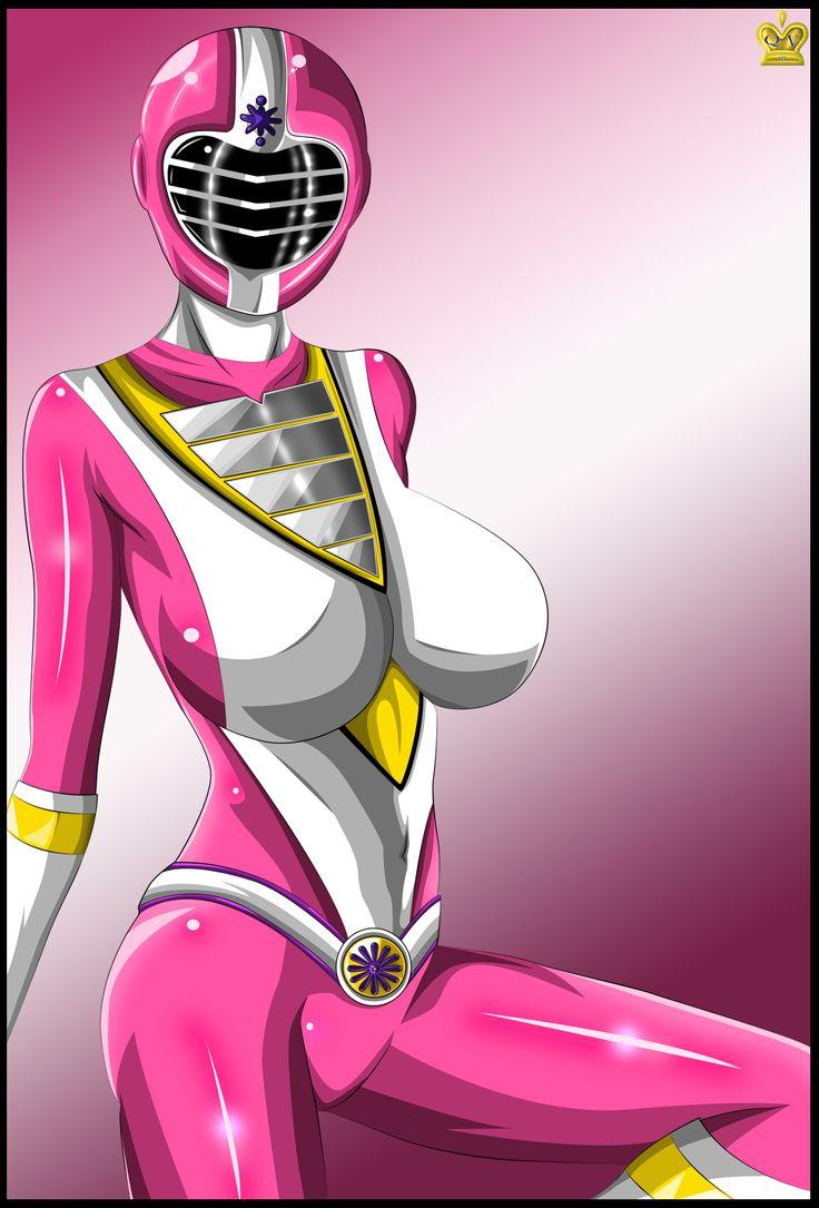 Amy jo johnson the pink power ranger