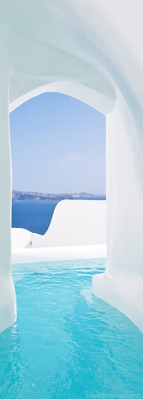 Oia Hotel....Santorini