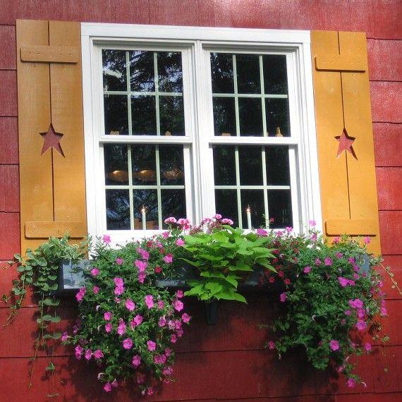 17 Images About Hooks Lattice Window Boxes On Pinterest