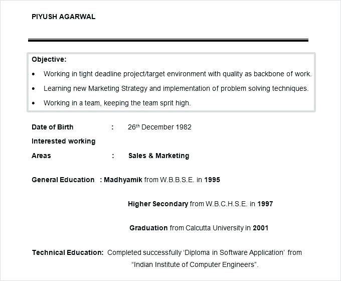 Ideas For Resume Objectives Resume Objective Student Resume