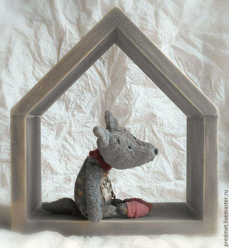 Серенький волчок - серый, волк, серенький волчок, серый волк, волчонок, маленький волк