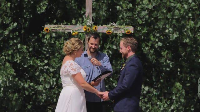 Wedding Video | Christchurch, NZ | Best Friends for Life | firetaleweddings.nz