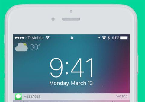 New Concept Photos Shows Off iOS 11 Lock Screen