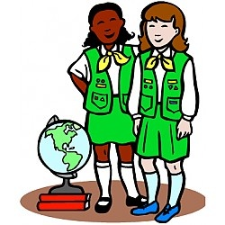 Tacoma Nature Center Girl Scouts