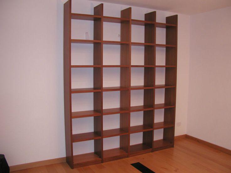 ber ideen zu b cherregal massivholz auf pinterest. Black Bedroom Furniture Sets. Home Design Ideas