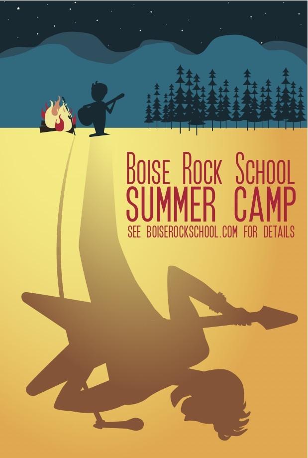 Boise Rock School Summer Camp