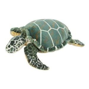 Adorable sea turtle stuffed animal