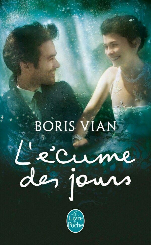 Tajtékos napok - Boris Vian