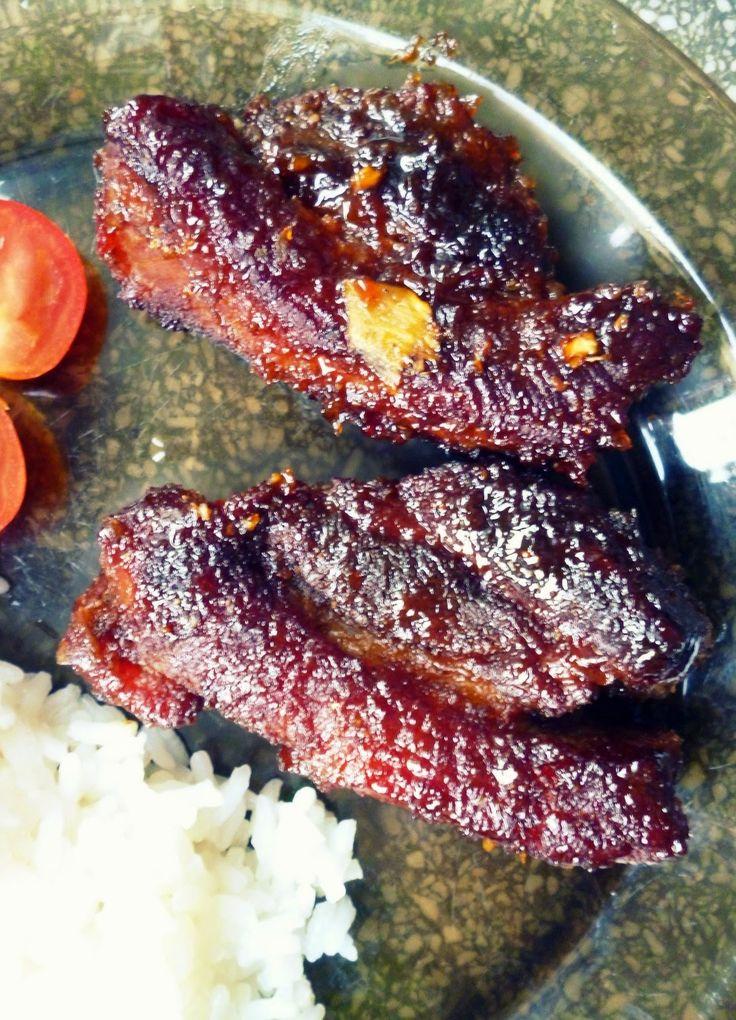 Podróże na języku: Żeberka wieprzowe po chińsku