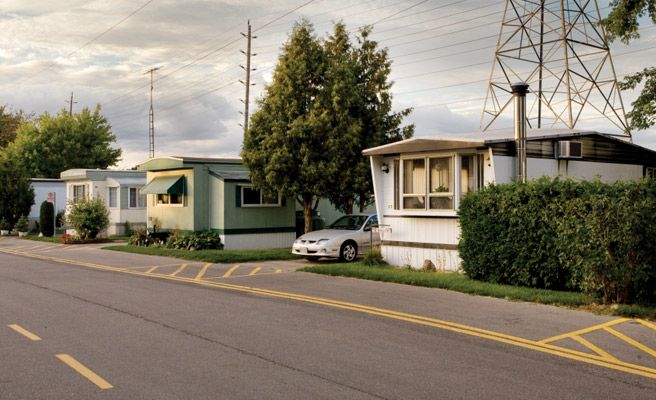 10 Best Images About Vintage Mobile Homes On Pinterest