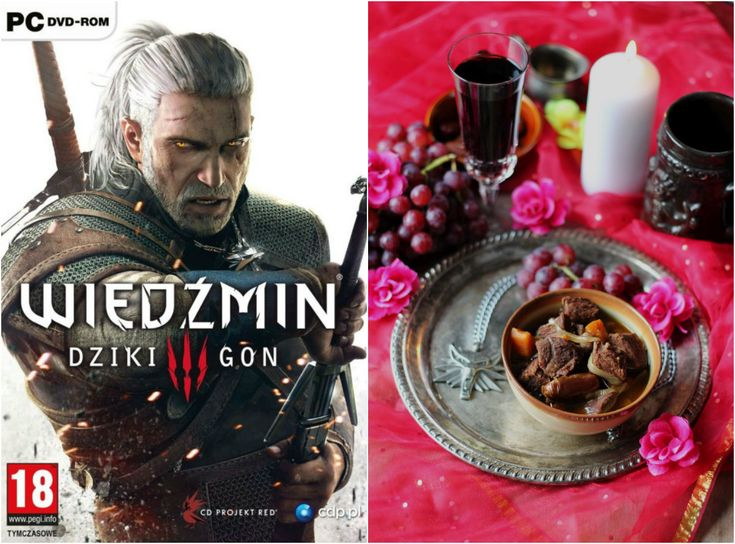 "Beef in cinamonn and cloves from ""Witcher 3: Wild Hunt"""
