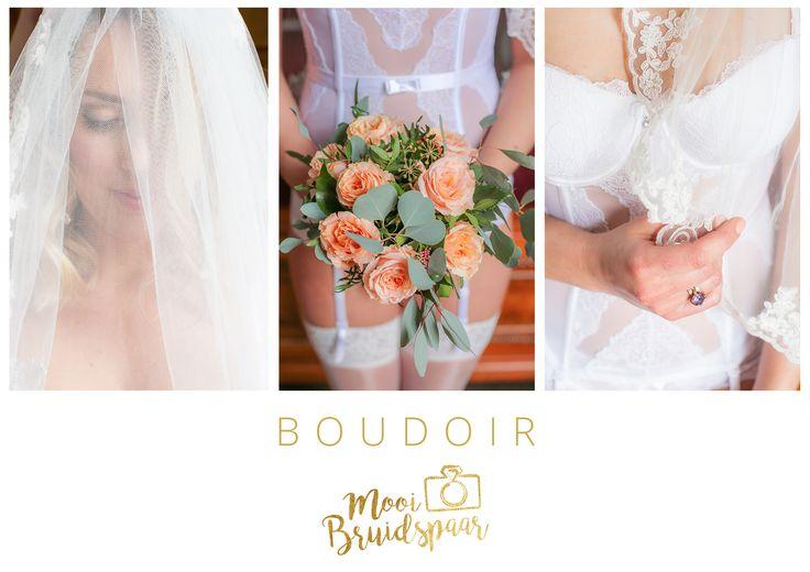 Boudoir - Romantische fotografie in bruidslingerie.